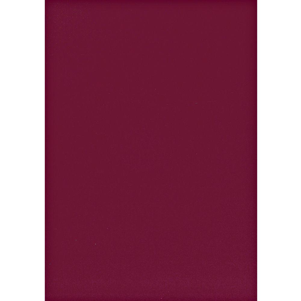 The Wallpaper Company 72 sq. ft. Crimson Silk Wallpaper-DISCONTINUED