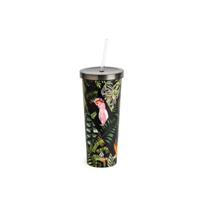 Tropical Paradise 24 oz. Chilly Tumbler