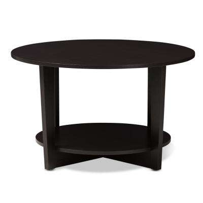 Belina Wenge Dark Brown Coffee Table