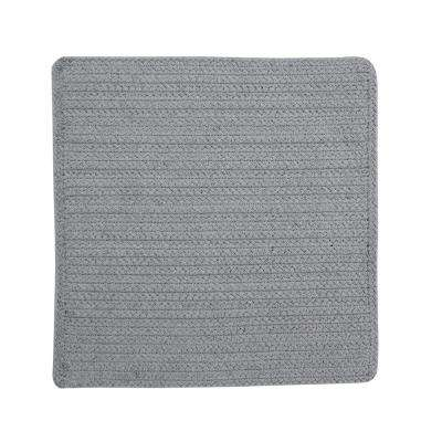 Cotton Solid Grey Placemats