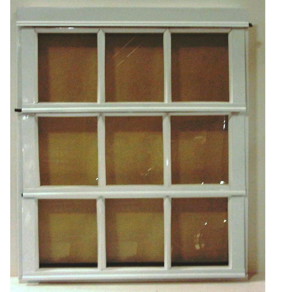 Air Master Windows and Doors 36 in. x 28.75 in. S-9 French ...
