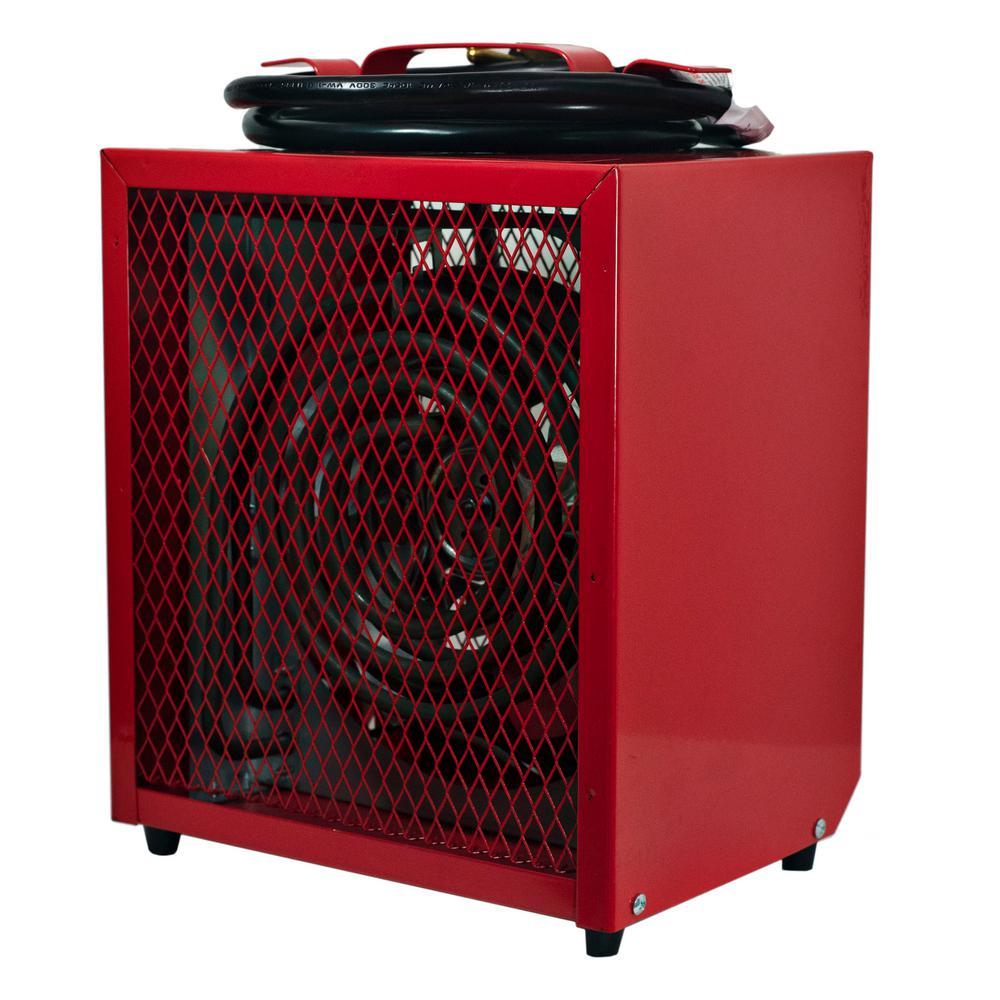 Comfort Zone 17,066 BTU Portable Industrial Fan-Forced Heater - Sale: $66.29 USD (41% off)