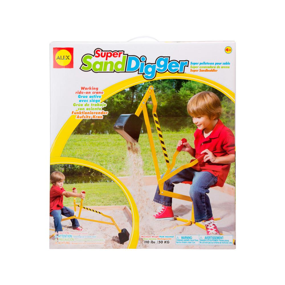 Active Play Super Sand Digger