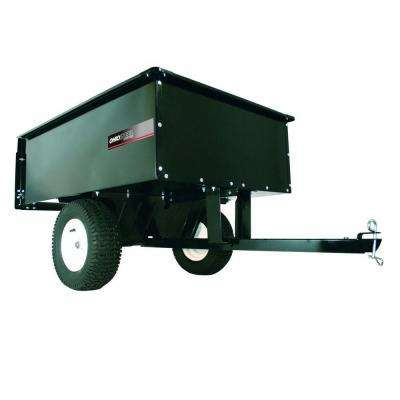 16 cu. ft. 1250 lb. Capacity Steel Dump Cart