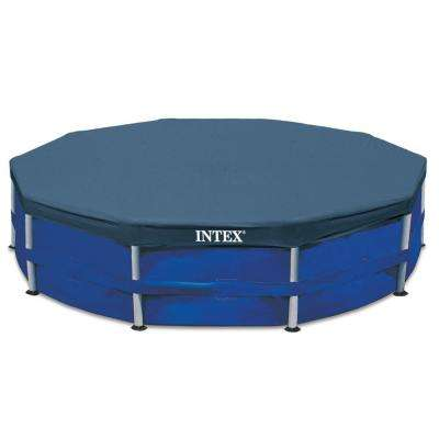 15 ft. Round Metal Frame Solar Pool Cover