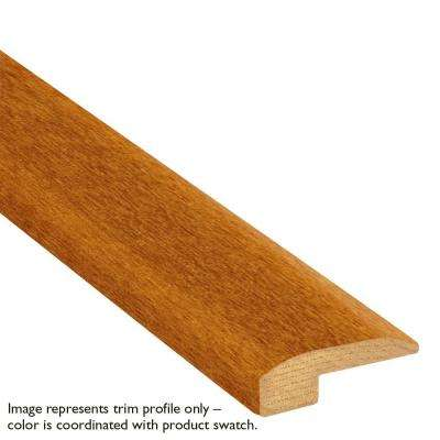 Natural Hickory 5/8 in. Thick x 2 in. Wide x 78 in. Length Solid Hardwood T-Molding