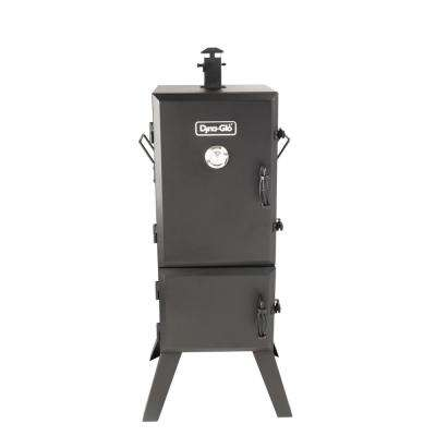 36 in. Vertical Charcoal Smoker