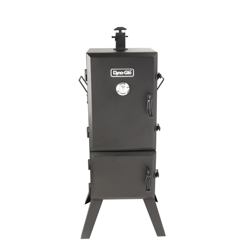 Dyna-Glo 36 in. Vertical Charcoal Smoker