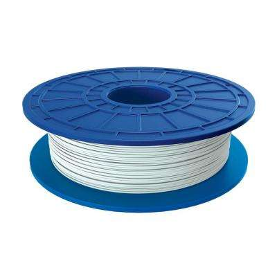 White ½ KG PLA Filament for Idea Builder 3D Printer