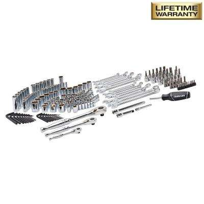Mechanics Tool Set (185-Piece)