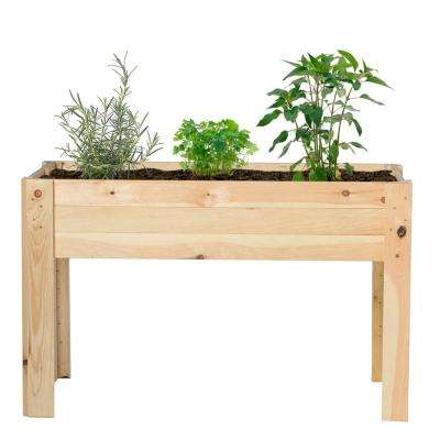 24 in. x 48 in. Raised Garden Bed Kit