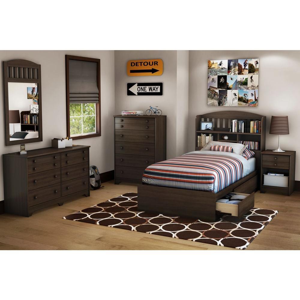 popular twin storage bed