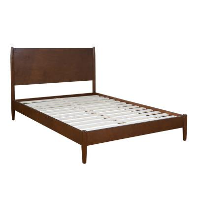 Landon Mahogany Full/Queen Bed