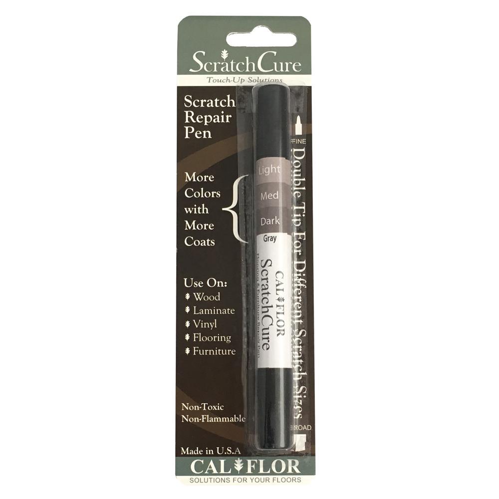 ScratchCure Gray Wood, Laminate and Vinyl Scratch Repair Pen