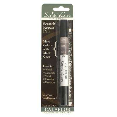 ScratchCure Gray Wood, Laminate and Vinyl Scratch Repair Pen