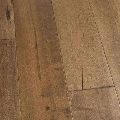 Maple Cardiff 3/8 in. Thick x 6-1/2 in. Wide x Varying Length Engineered Click Hardwood Flooring (23.64 sq. ft. / case)