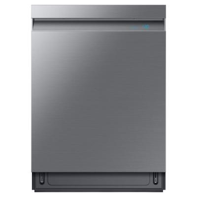24 in. Fingerprint Resistant Stainless Steel Top Control Built-In Tall Tub Dishwasher with 3rd Rack, AutoRelease, 39 dBA