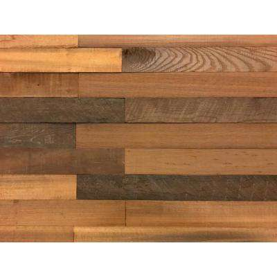 brown reclaimed smart paneling 3d barn wood wall plank design 1 20case