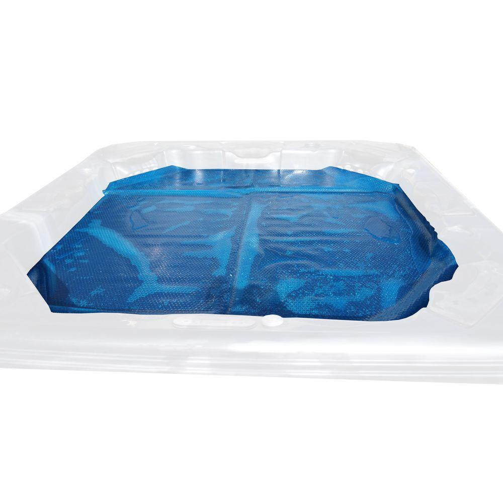 Smart Spa 84 in. x 84 in. Hot Tub Solar Cover