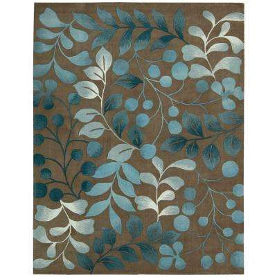 Contour Mocca 8 ft. x 10 ft. 6 in. Area Rug