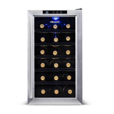 18-Bottle Freestanding Wine Cooler