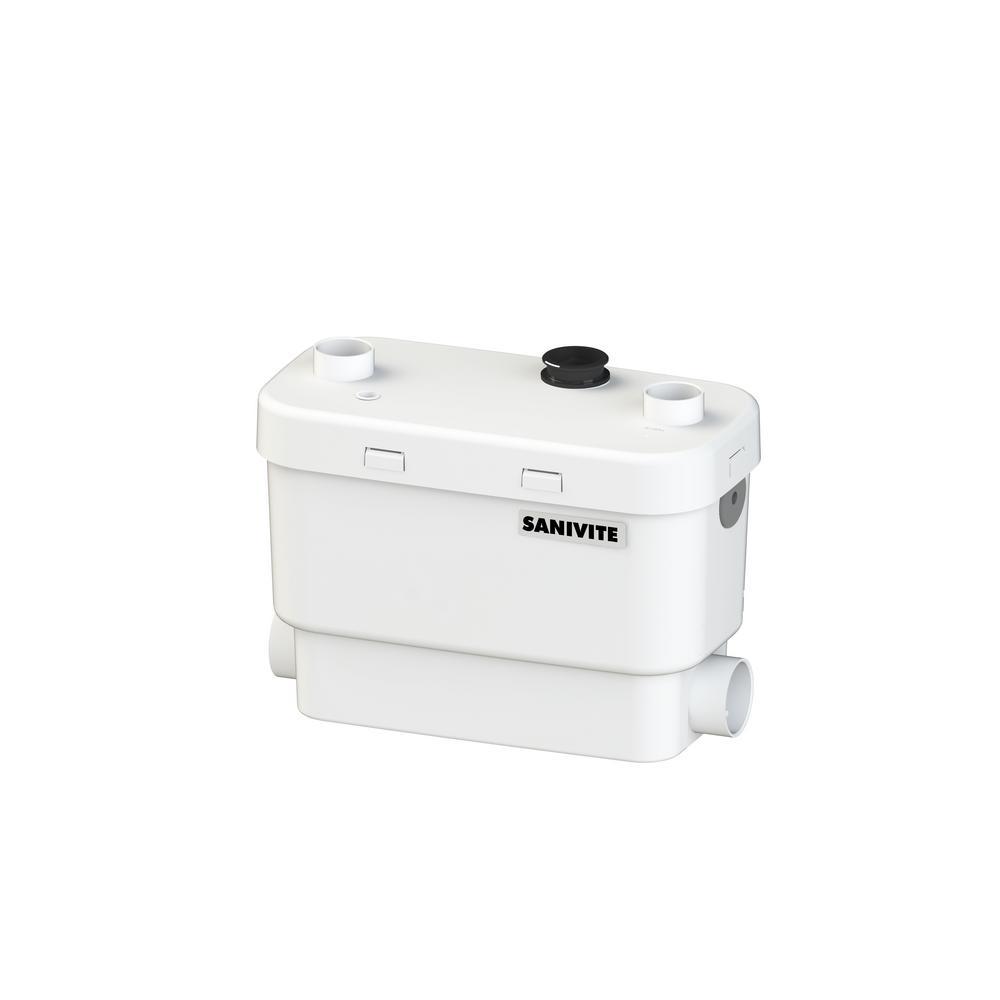 SaniVite 0.4 HP 115-Volt Heavy Duty Drain Pump