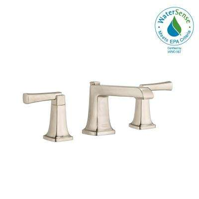 Townsend 8 in. Widespread 2-Handle Bathroom Faucet in Brushed Nickel