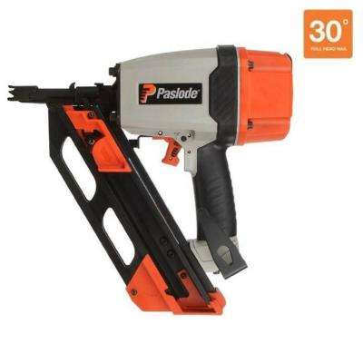 Pneumatic 3-1/4 in. 30° Compact Framing Nailer