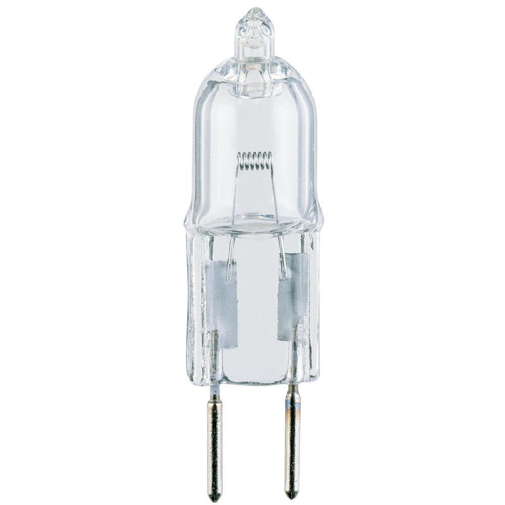 10-Watt Halogen T3 JC Single-Ended Xenon Light Bulb (2-Pack)
