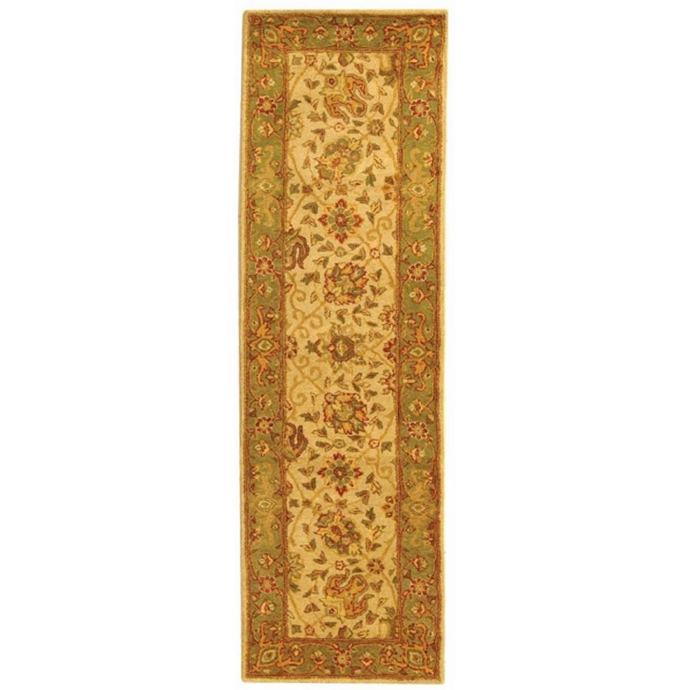 Antiquity Ivory 2 ft. 3 in. x 8 ft. Runner