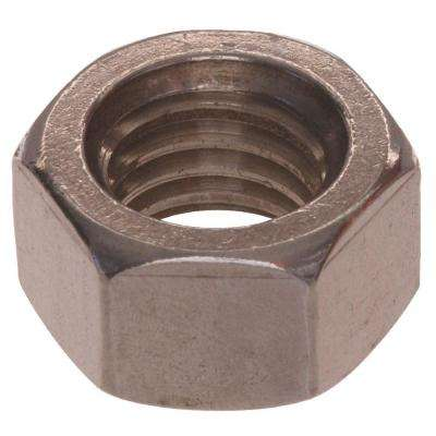 #1/2-20 Stainless-Steel Hex Nut (25-Pack)