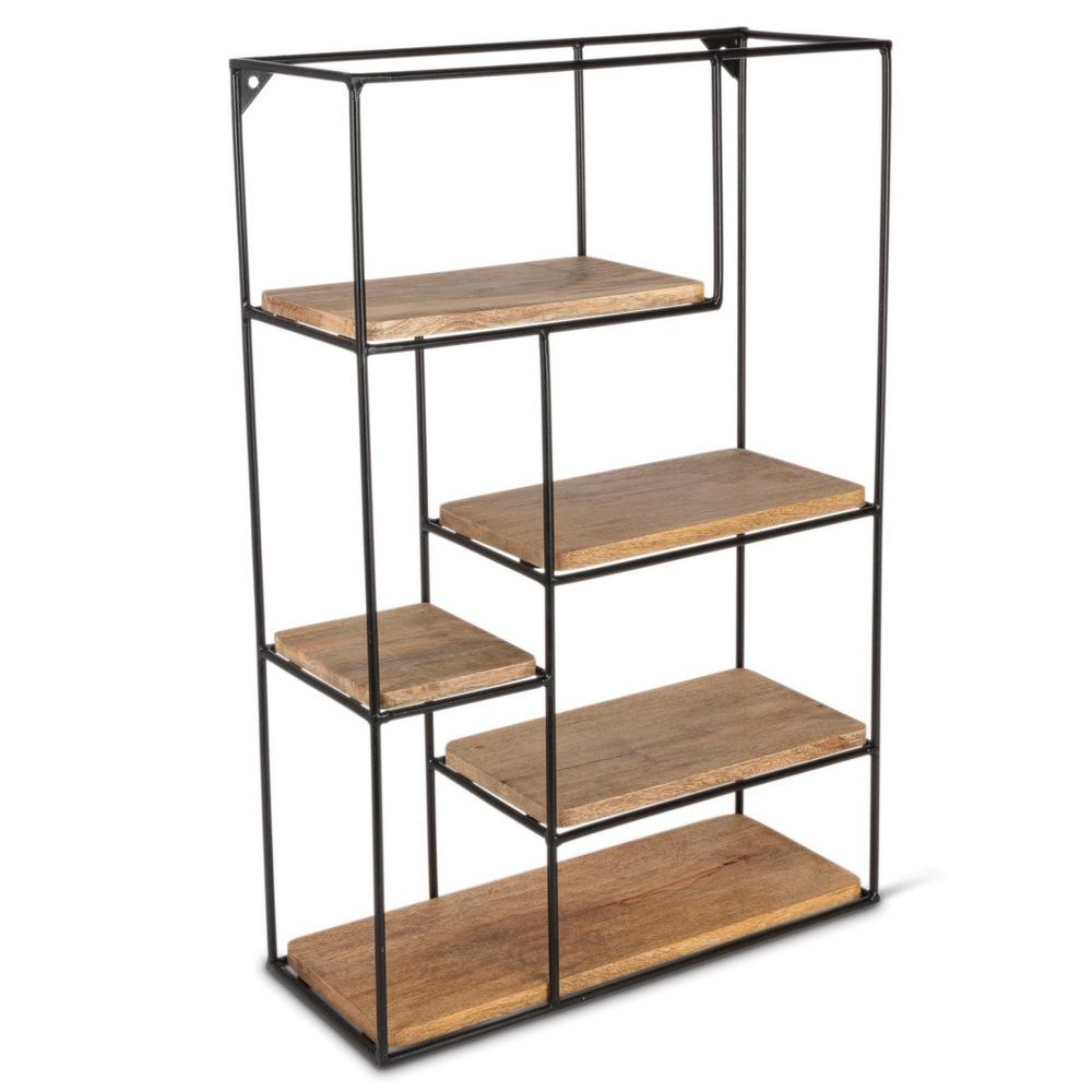 24 in. H Multi-Tier Shelving Unit