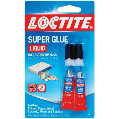 0.07 oz. Super Glue (2-Pack)