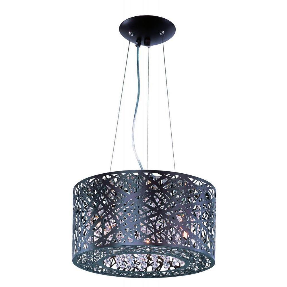 Inca 7-Light Pendant