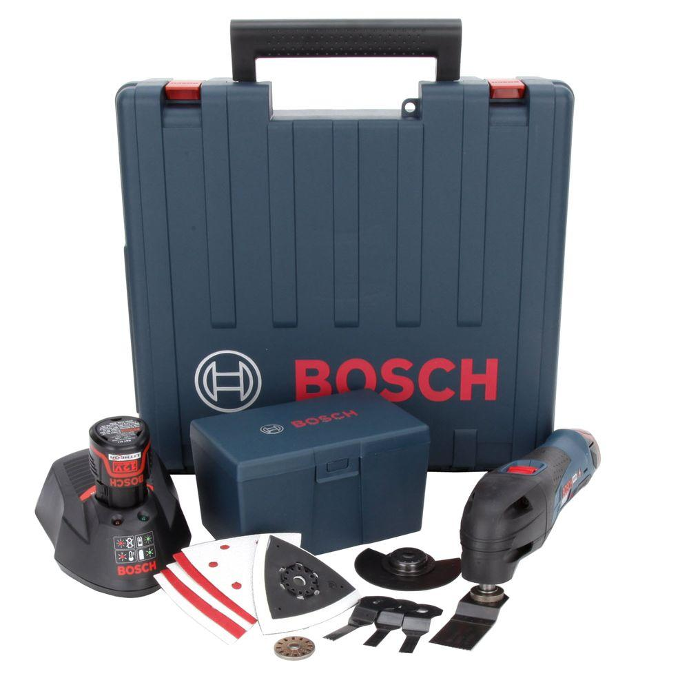 Bosch 12-Volt Max Multi-X Carpenter Kit