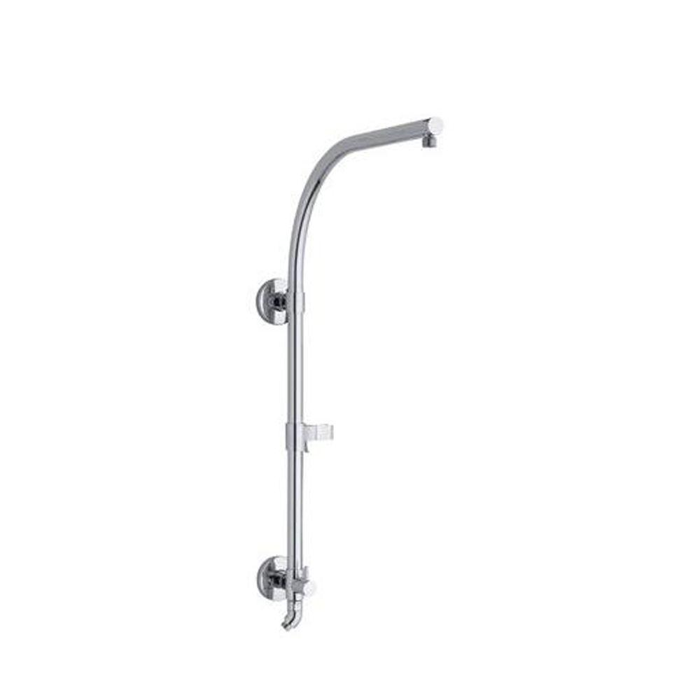 Merveilleux KOHLER HydroRail Shower Column In Polished Chrome For Arched Shower Arms