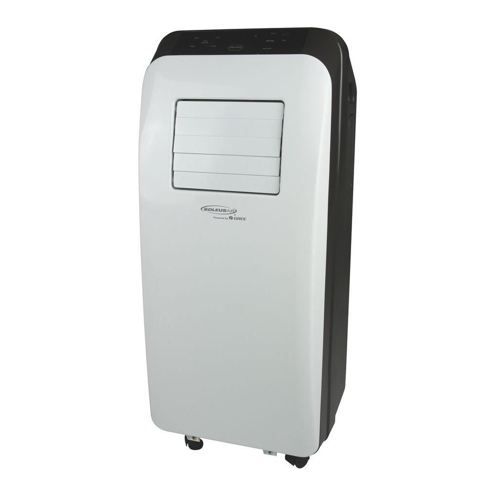 Soleus Air 10,000 BTU Portable Air Conditioner with Dehumidifier-DISCONTINUED