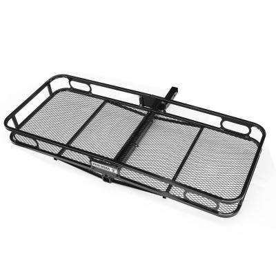 500 lbs. Capacity Trailer Hitch Hauler Rack for SUVs