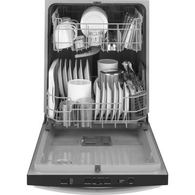 Top Control Tall Tub Dishwasher in Stainless Steel with Steam PreWash, 59 dBA
