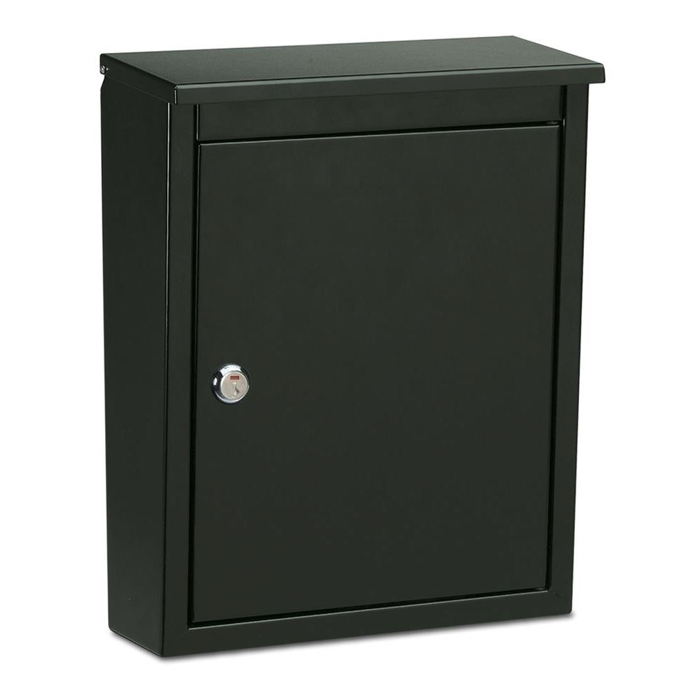 Architectural Mailboxes Chelsea Wall Mount Locking Mailbox
