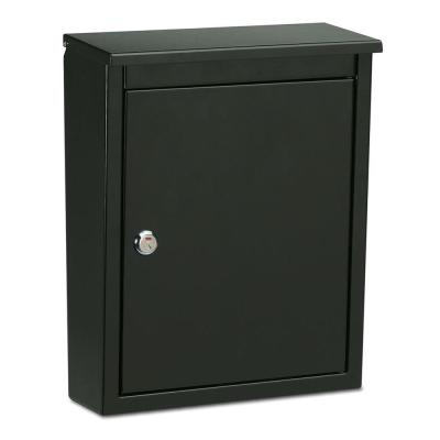 Chelsea Wall-Mount Locking Mailbox