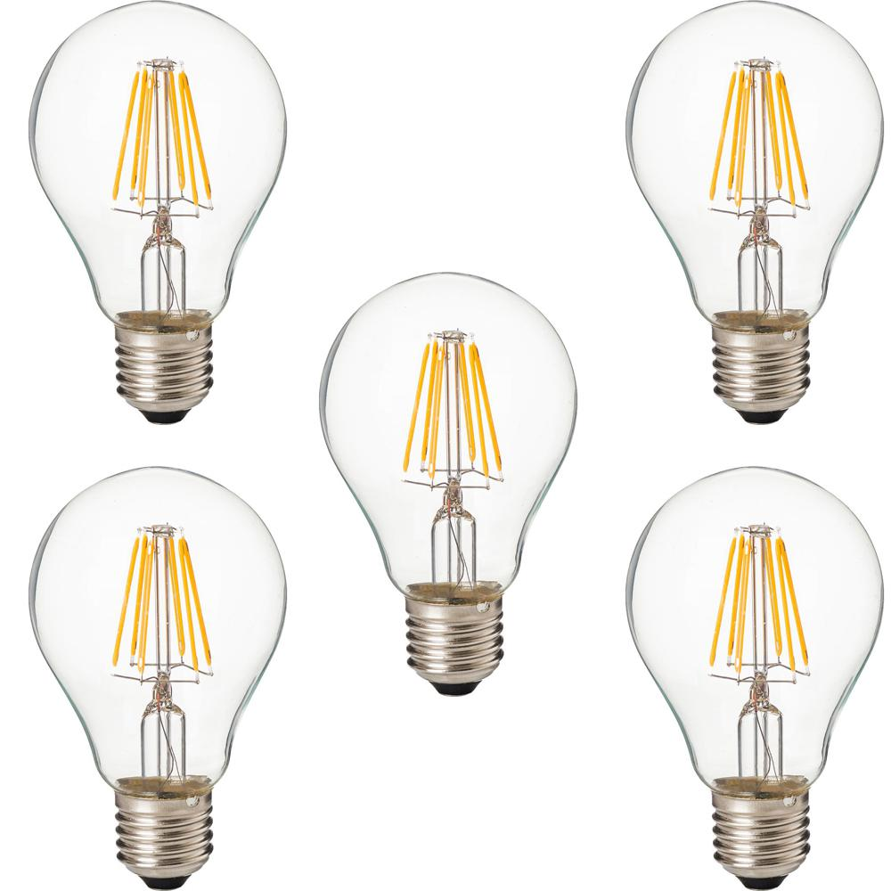 100-Watt Equivalent E26 A21 Dimmable Replacement LED Light Bulb, Warm White