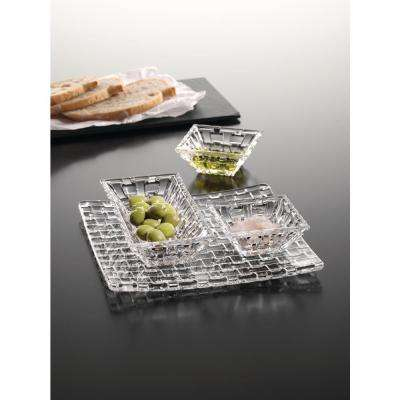Bossa Nova Serving Set (4-Piece)