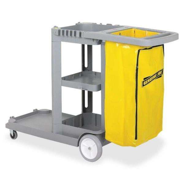 Industry Workhorse Janitor's Cart