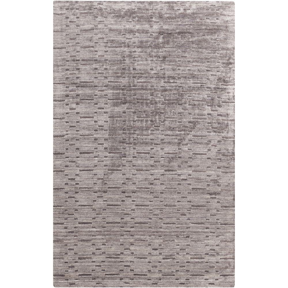 Aradesh Gray 4 ft. x 6 ft. Indoor Area Rug