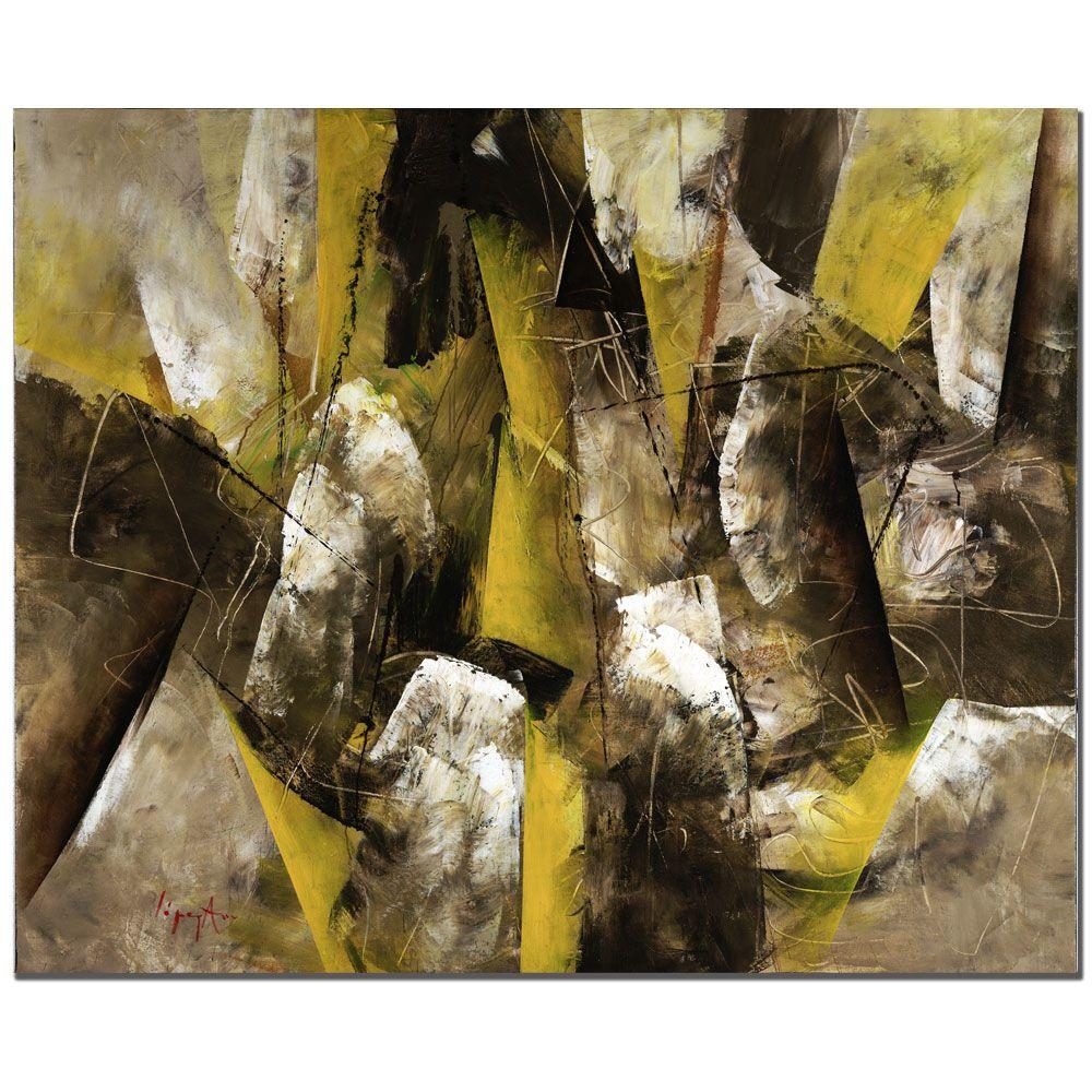 26 in. x 32 in. Abstract I Canvas Art