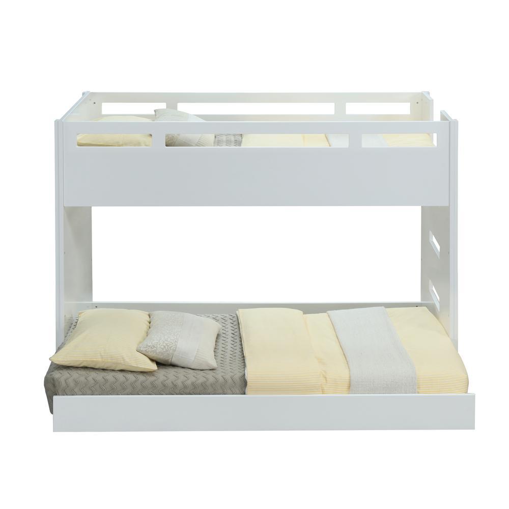 Acme Furniture Deltana White Twin Loft Bed 37470