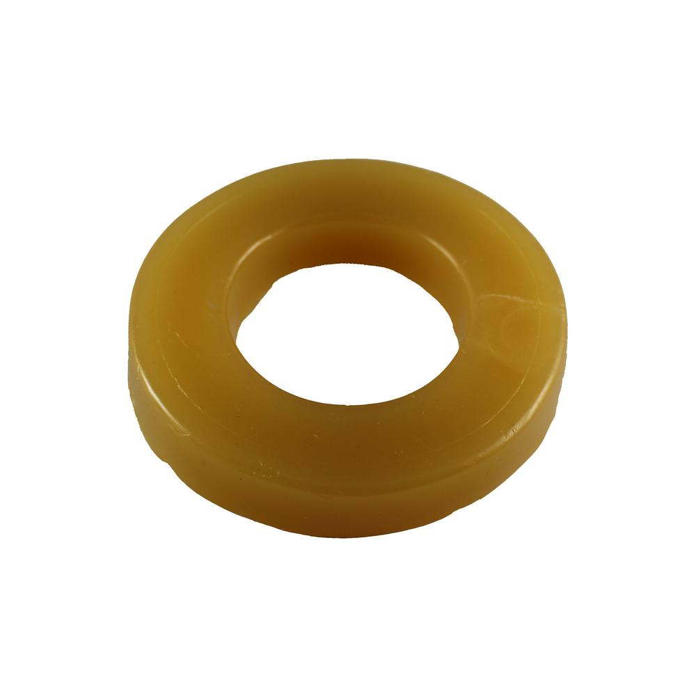 Fluidmaster Extra Thick Reinforced Wax Toilet Bowl Gasket