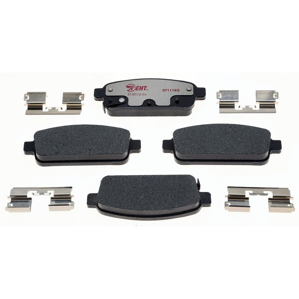 2011 2012 2013 For Chevrolet Volt Rear Ceramic Brake Pads