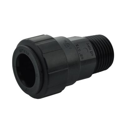 Adapter -  Plastic -  Push to Connect Fittings